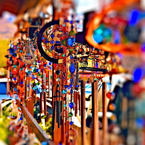 Light Catchers For Sale by Becky McGuire - Artistic Objects Other Objects ( shop, buy, colorful, chimes, sparkle, pretty, decor, sell, arizona, glass, artist, light, black, cool, abstract, orange, decorate, catcher, desert, becky mcguire, decoration, art, fun, oatman, tvlgoddess, blue, western, mohave, west, retail,  )