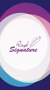 Royal Signature- screenshot thumbnail