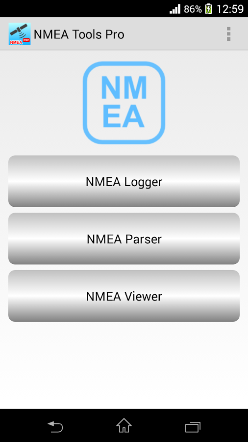 NMEA Tools Pro Screenshot 0