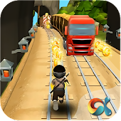 Subway Ninja Surf Run - Escape The Jungle Temple 2 APK for Bluestacks
