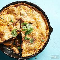 Roasted Peach and Dulce de Leche Bread Pudding Recipe | Yummly