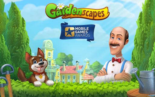 Gardenscapes screenshot 15