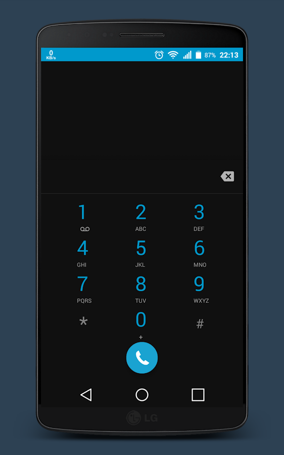 G4 Remix for CM13/12.x Screenshot 4