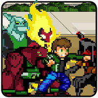 Ben Pixel - Raging Fist For PC (Windows And Mac)