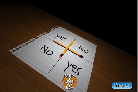 Charlie Charlie Challenge 3D apk screenshot