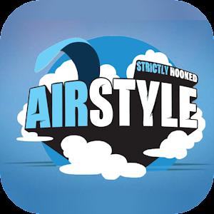 Cover art AIRSTYLE - Kitesurfing Tricks