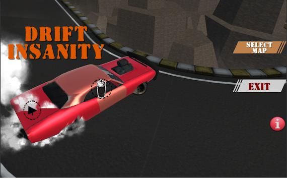 drift insanity apk screenshot