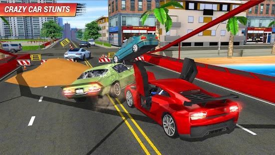 Sports Car Driving Simulator 2018