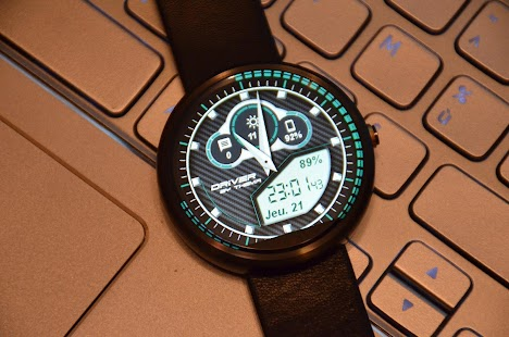 Driver Watch Face- screenshot thumbnail