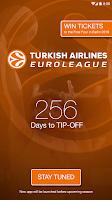 Screenshot of Euroleague Basketball