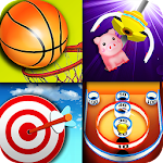 Amusement Arcade 3D Icon