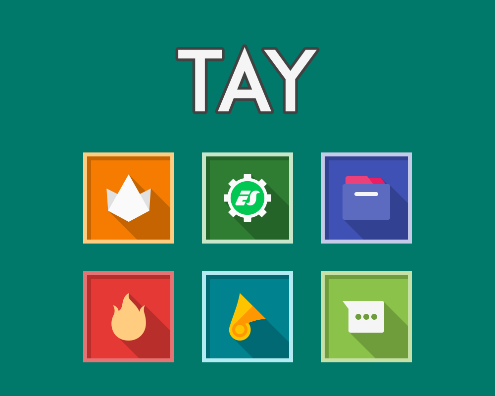 TAY - ICON PACK Screenshot 4