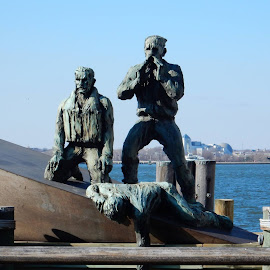 by Moe Cusick - Buildings & Architecture Statues & Monuments