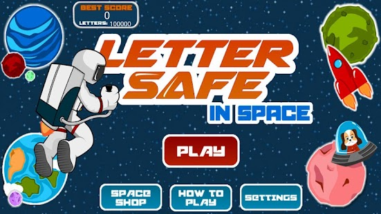 Letter Safe - screenshot