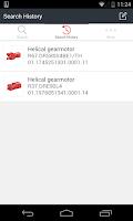 Screenshot of SEW Product ID plus