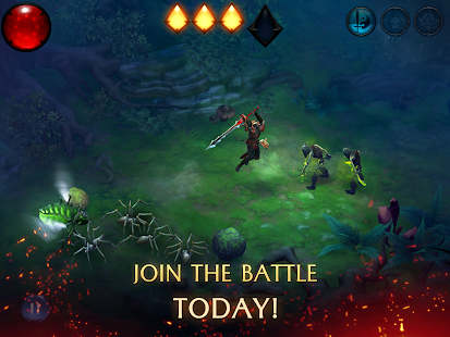 Bladebound: free action rpg- screenshot thumbnail