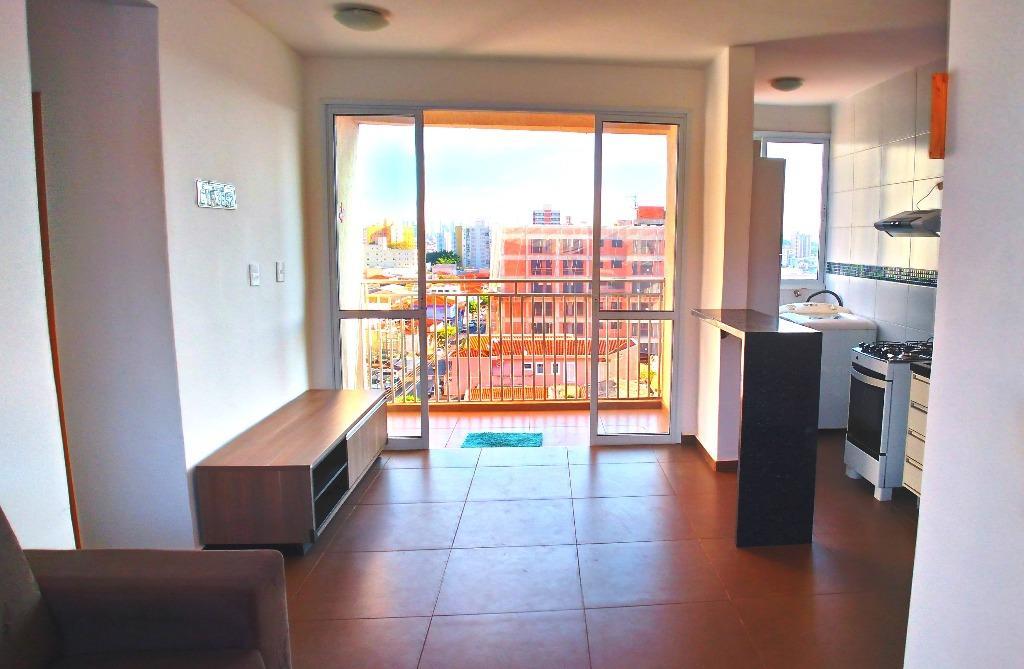 Apartamento com quartos para Alugar, 61 m²