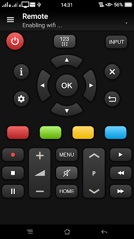android Universal Remote Control TV Screenshot 4