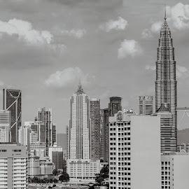 by Mala Awang - City,  Street & Park  Skylines