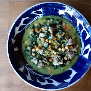 Chicken Chickpea Spinach Curry Recipes