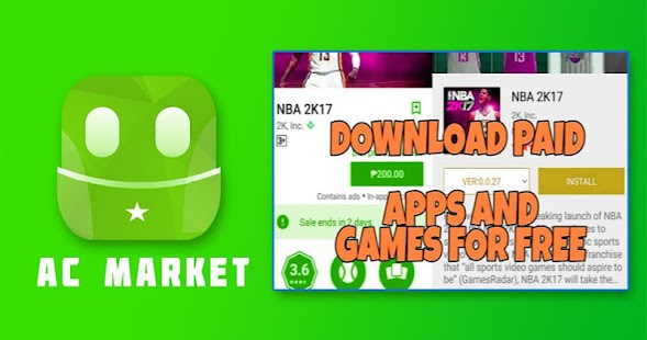 App Ac Market apk for kindle fire