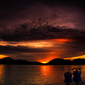 by Chong Lun - Landscapes Sunsets & Sunrises