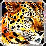 Beautiful Cheetah LWP Icon