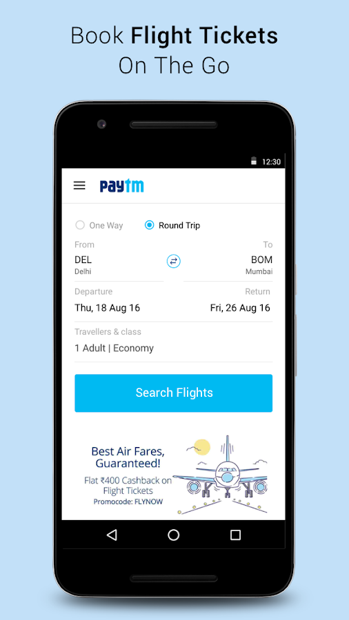 Recharge, Bill Pay & Wallet Screenshot 4