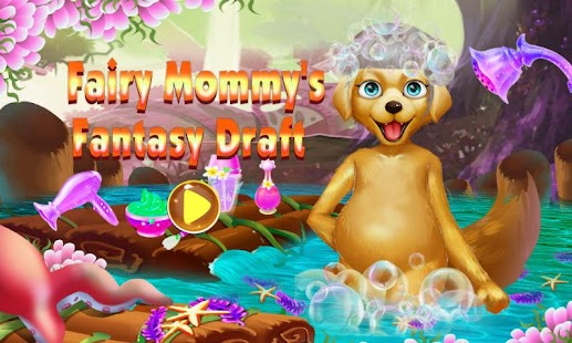 Fairy Mommy's Fantasy Draft - screenshot