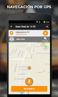 Base Real de 14 RC Conductor - screenshot