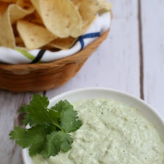 Greek Yogurt Jalapeño Guacamole