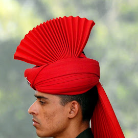 The royal  guard by Asif Bora - People Street & Candids