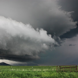 Montana Magic by Erik Burns - Landscapes Weather ( lightning, weather, storms,  )