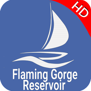 Flaming Gorge Reservoir  Offline GPS Charts For PC / Windows 7/8/10 / Mac – Free Download
