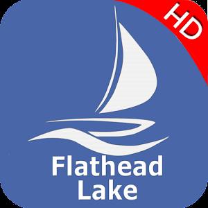 Flathead  Lake Offline GPS Nautical Charts For PC / Windows 7/8/10 / Mac – Free Download