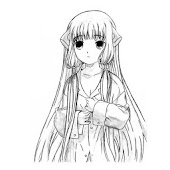 Zeichnung Anime