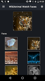 Animal Watch Faces