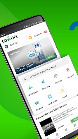 GO-LIFE | Your Ultimate On Demand Lifestyle Screenshot