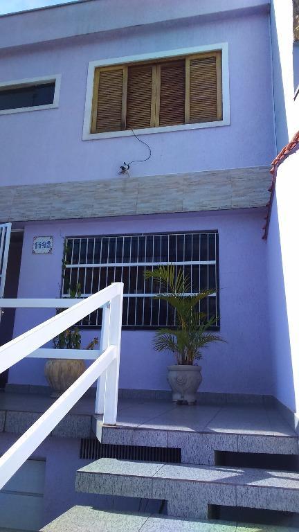 Casa 3 Dorm, Vila Camilópolis, Santo André (SO0348) - Foto 2