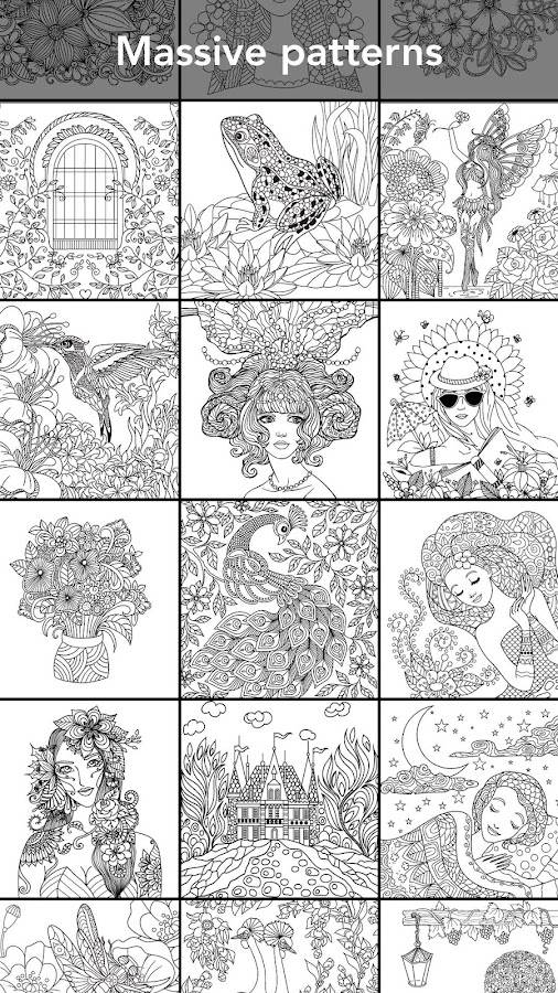 Garden Coloring Book Screenshot 5