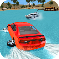 Water Surfer Car Driving For PC / Windows & Mac