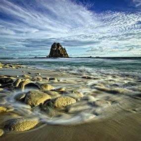 Papuma by Van Condix - Landscapes Beaches
