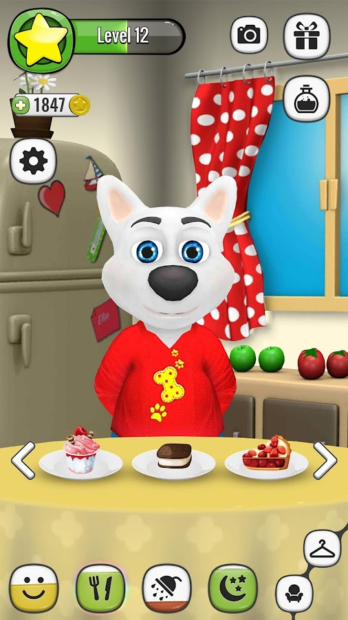 My Talking Dog 2 - Virtual Pet Screenshot 1