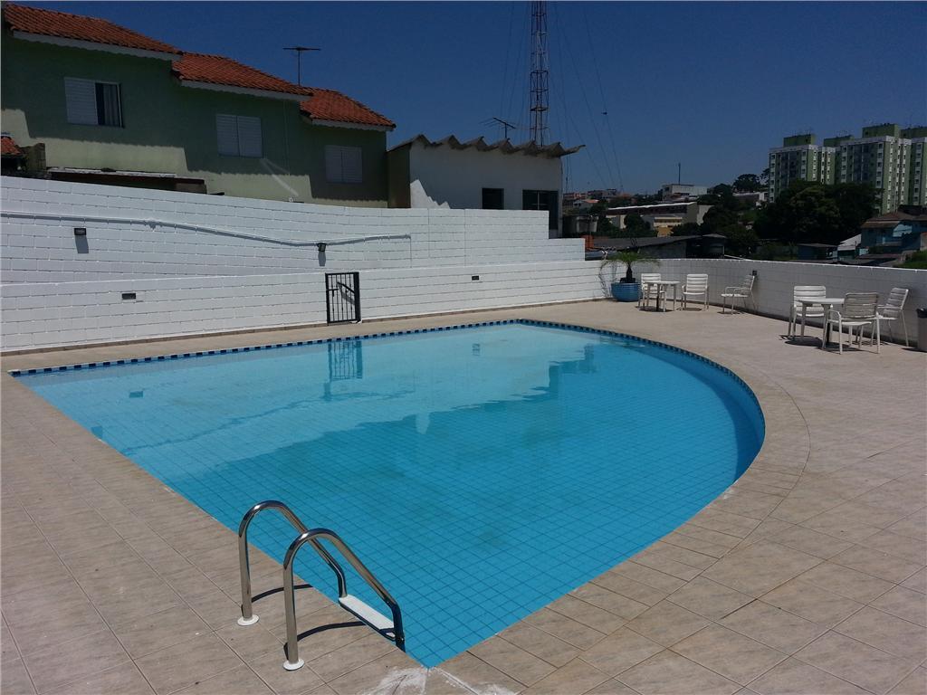 Apartamento à Venda - Vila Carmosina