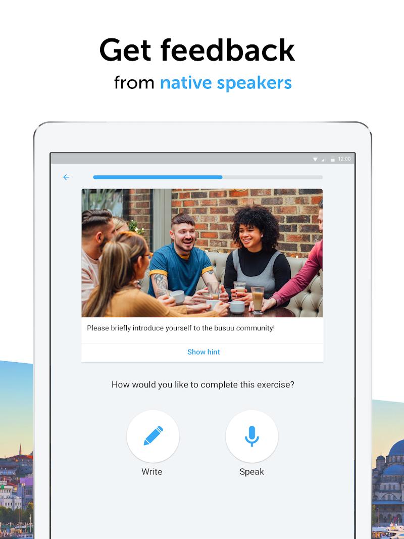 busuu: Learn Languages - Spanish, English & More Screenshot 7
