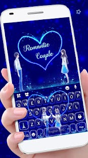 Romantic Love Keyboard Theme for pc