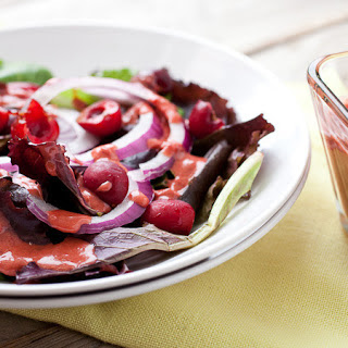 Roasted Cherry Vinaigrette