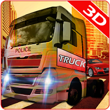 Police Tow Truck Simulator