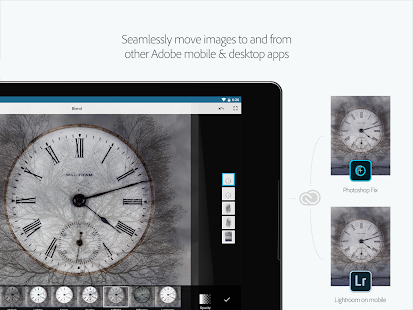 App Adobe Photoshop Mix - Cut-out, Combine, Create APK for Windows Phone