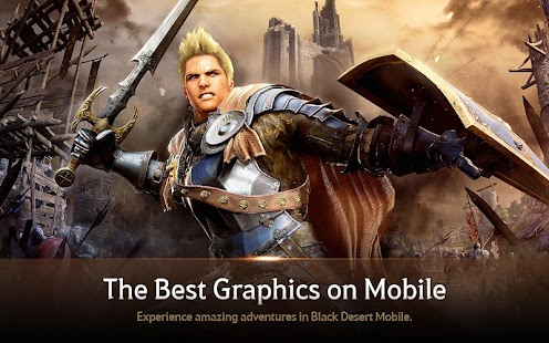 Black Desert Mobile for pc